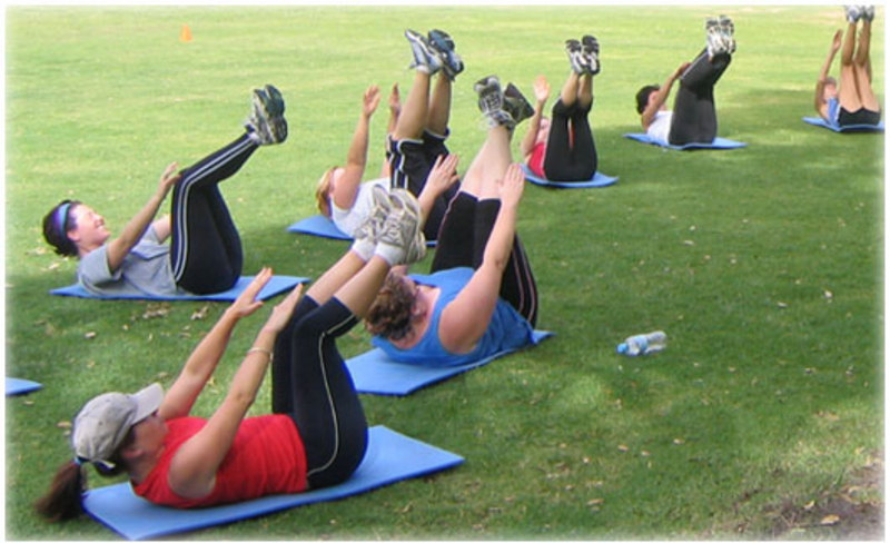 Chino Hills Boot Camp Attracts Women In Record Numbers